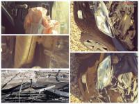 Vand Peugeot 508 2.2 gt din 2011, avariat in fata, spate Mașini avariate în Brasov, Brasov Dezmembrari