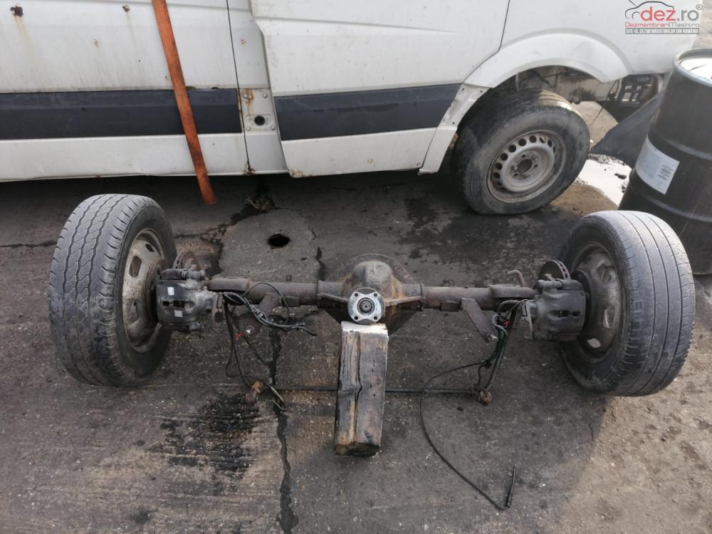 Punte Dubla Spate Iveco Daily 35c15 3 0hpi Piese auto în Ploiesti, Prahova Dezmembrari