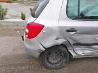 Vand Skoda Fabia 2 din 2009, avariat in lateral(e) Mașini avariate în Roman, Neamt Dezmembrari