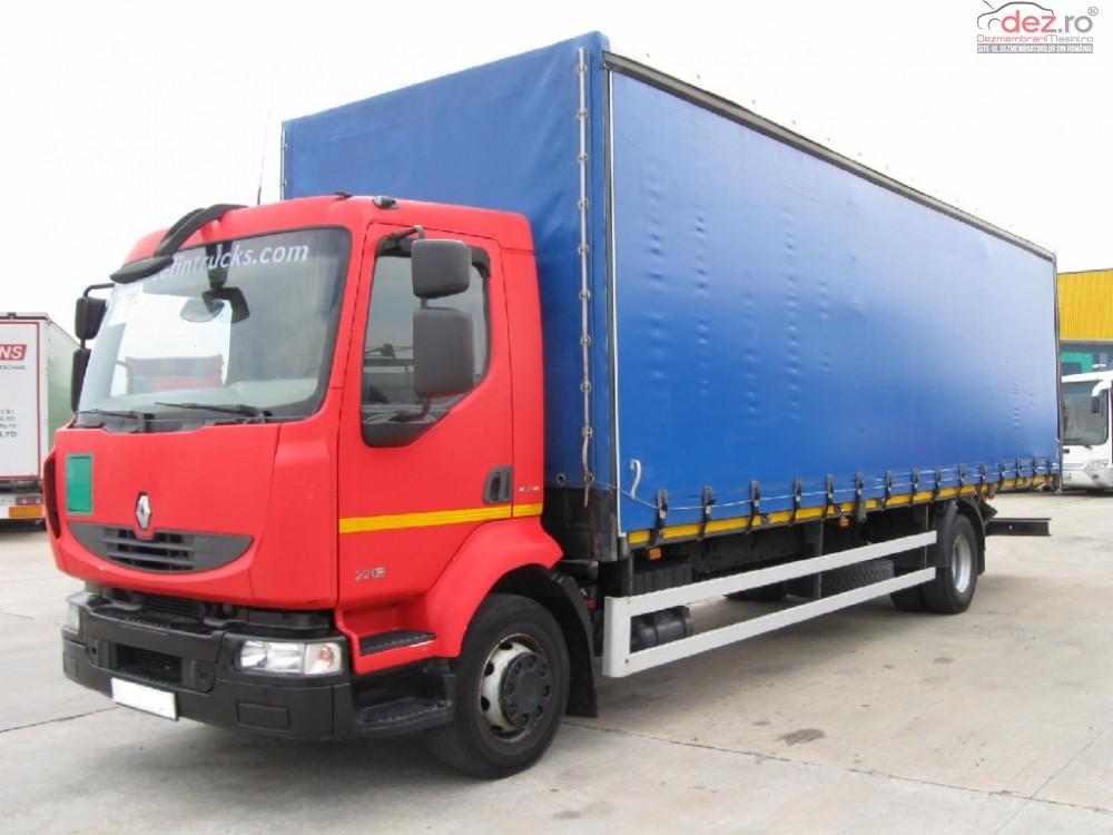 Motor Renault Midlum 220 Dxi Dezmembrări camioane în Bucuresti Sector 5, Ilfov Dezmembrari