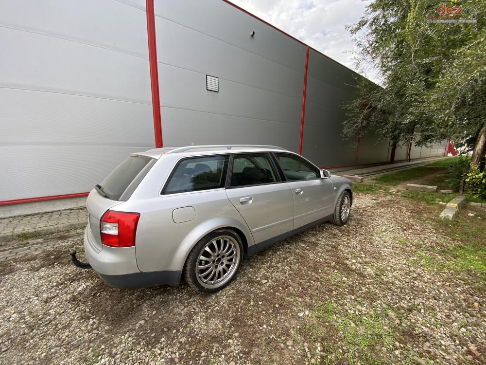 Dezmembrez Audi A4 2004 Dezmembrări auto în Iasi, Iasi Dezmembrari