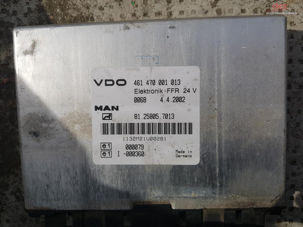 Calculator Vdo Elekronik Ffr Man Tga Dezmembrări camioane în Dej, Cluj Dezmembrari