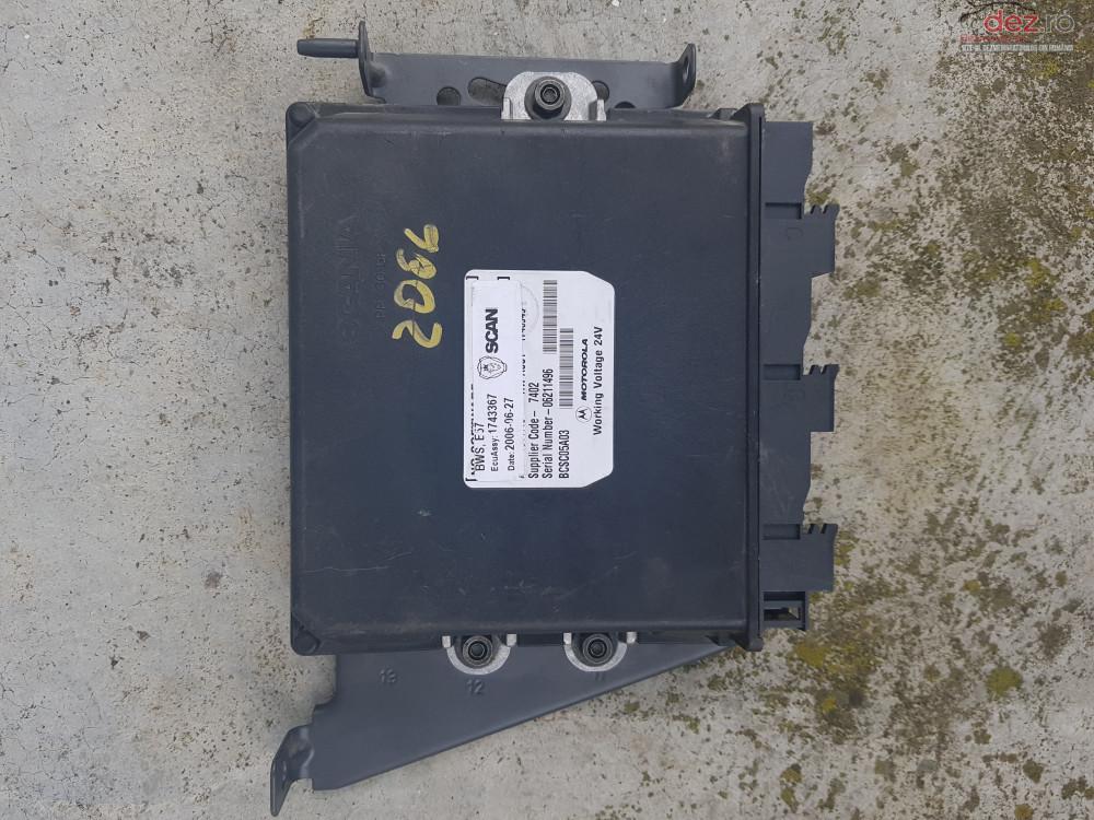 Calculator Ecuassy Scania Sn 06211496 Cod 1743367