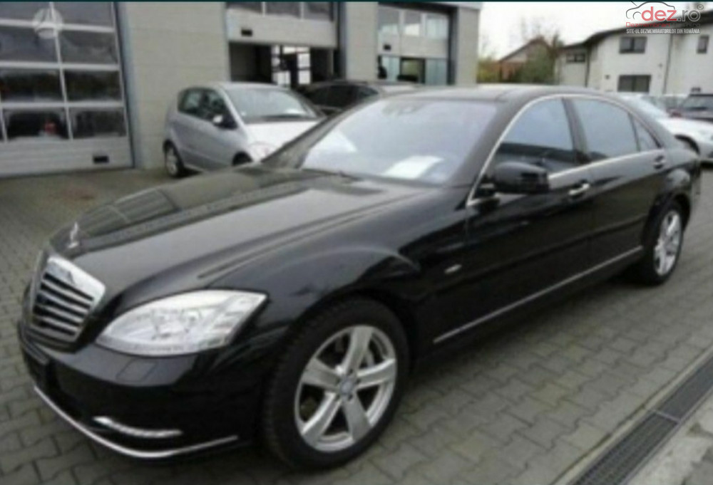 Dezmembrez Mercedes S Class 350 Cdi V6 Facelift Centuri Siguranta Dezmembrări auto în Constanta, Constanta Dezmembrari