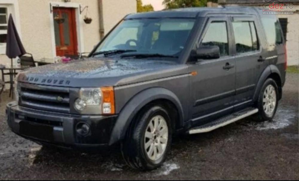 Dezmembrez Land Rover Discover 3 2 7 V6 Dezmembrări auto în Constanta, Constanta Dezmembrari