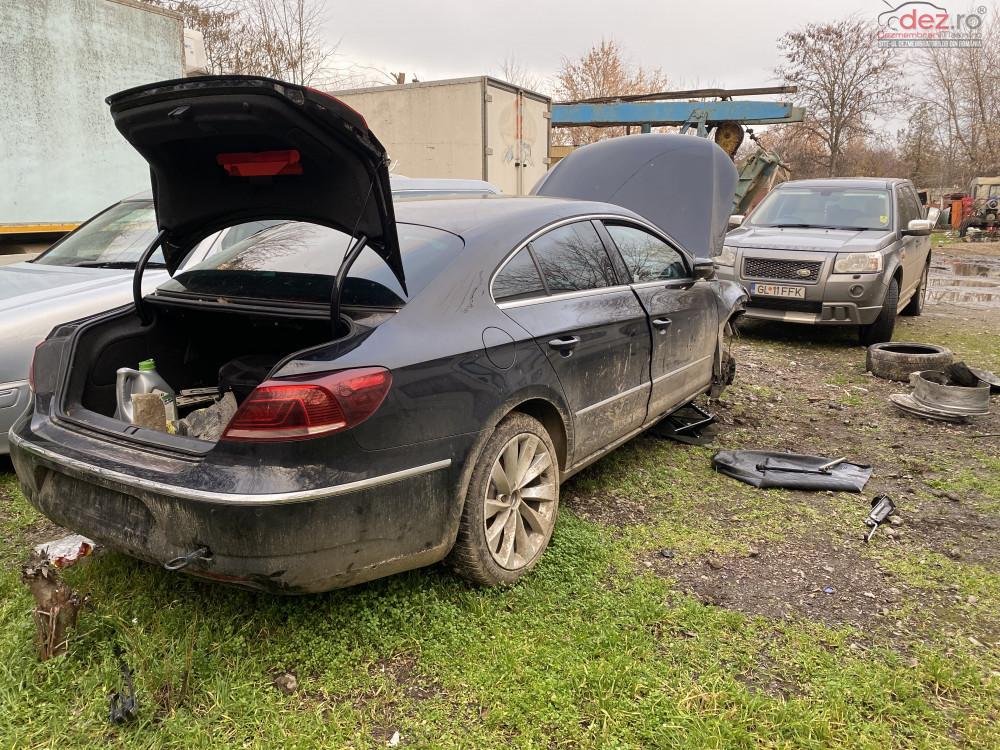 Vand Volkswagen CC Cc din 2014, avariat in fata, lateral(e)