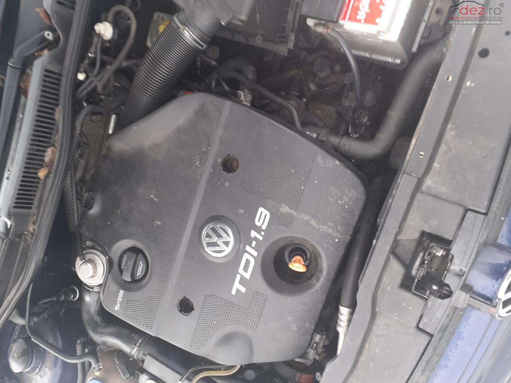 Vand Volkswagen Golf Golf 4 din 1999, avariat in fata în Valeni-Dambovita, Dambovita Dezmembrari