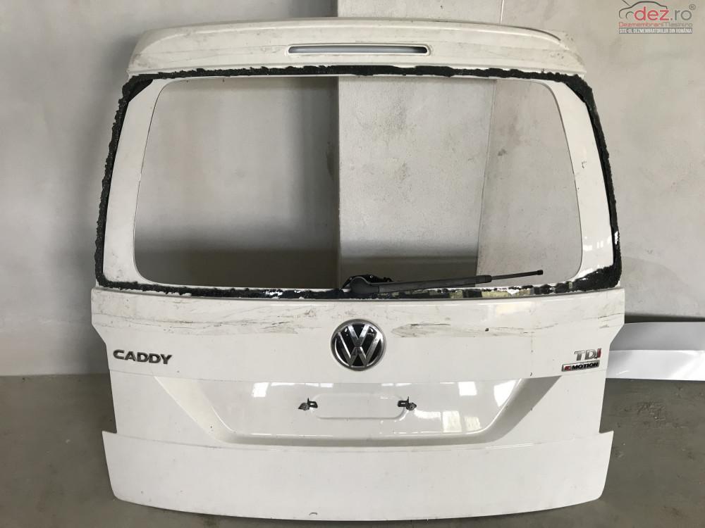 Hayon Volkswagen Caddy 2018 Piese auto în Porumbacu de Jos, Sibiu Dezmembrari