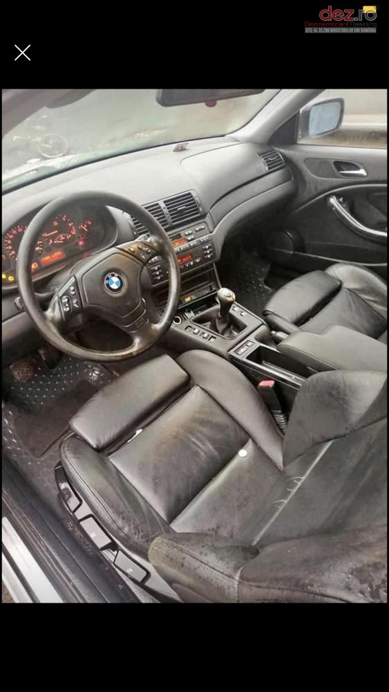 Dezmembrez Bmw E46 Coupe 318ci Dezmembrări auto în Targu Jiu, Gorj Dezmembrari