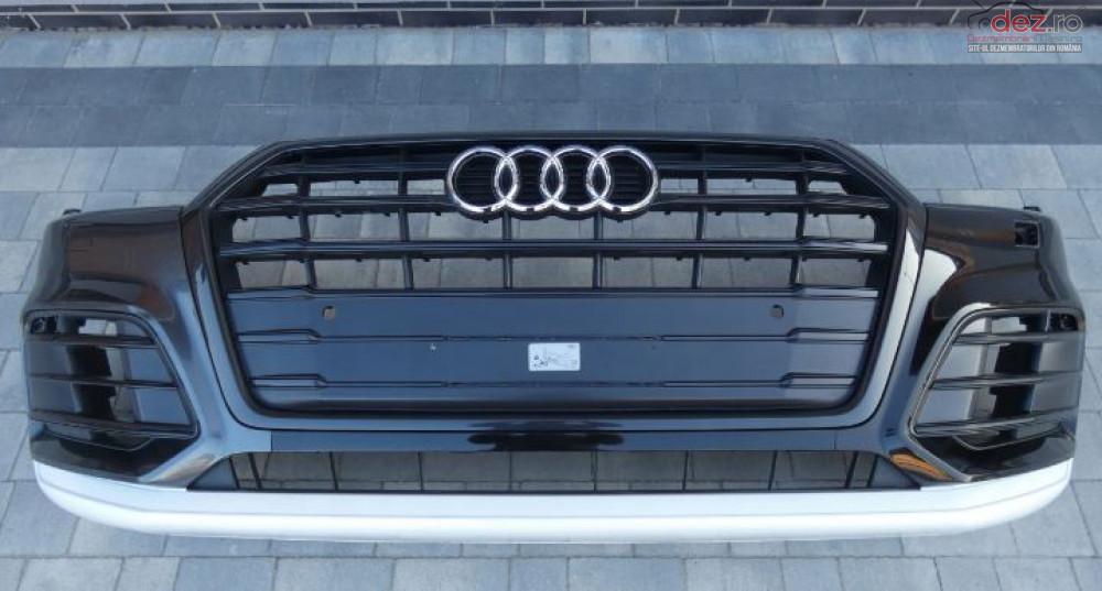 Grila Fata Fata Audi Q 5 80a S Line Piese auto în Zalau, Salaj Dezmembrari