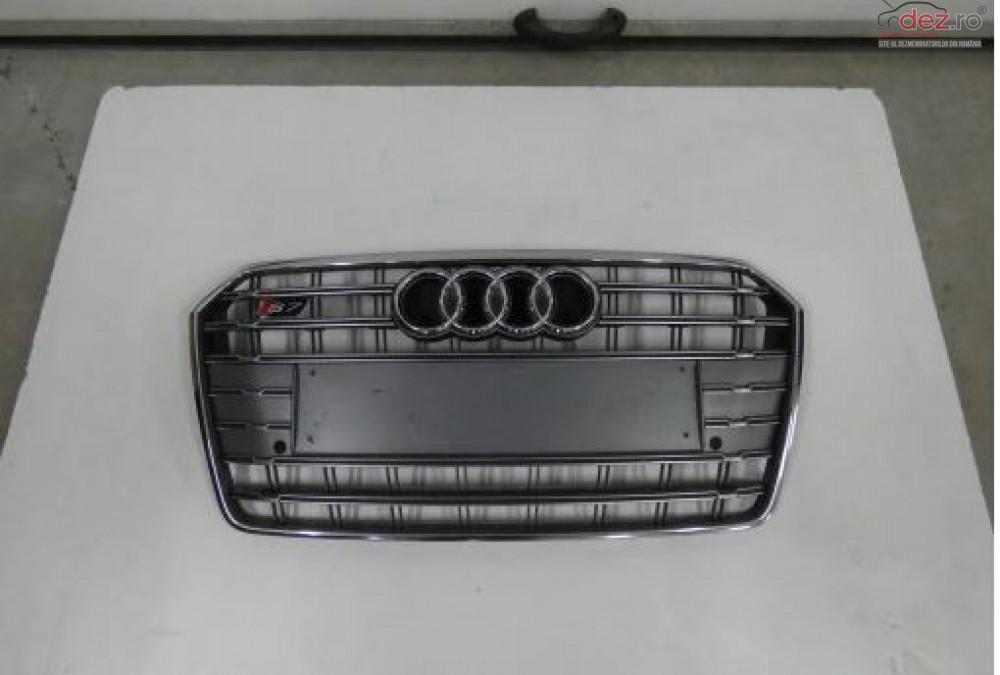 Grila Fata Audi S 7/a 7 2010 Piese auto în Zalau, Salaj Dezmembrari