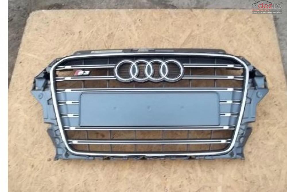 Grila Audi S 3 A 3 8v + Senzori 2016 Piese auto în Zalau, Salaj Dezmembrari