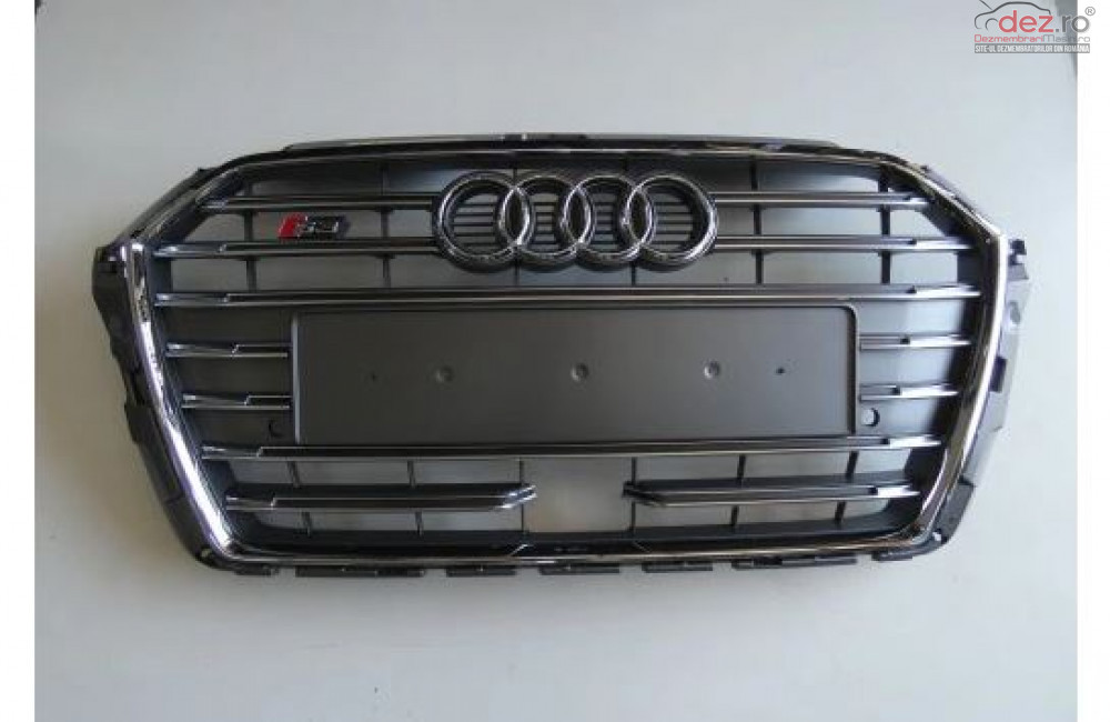 Grila Audi Audi S 3 A 3 8v 2016 Piese auto în Zalau, Salaj Dezmembrari