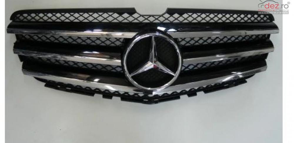 Grila Fata Mercedes Clasa R W251 2013 Piese auto în Zalau, Salaj Dezmembrari
