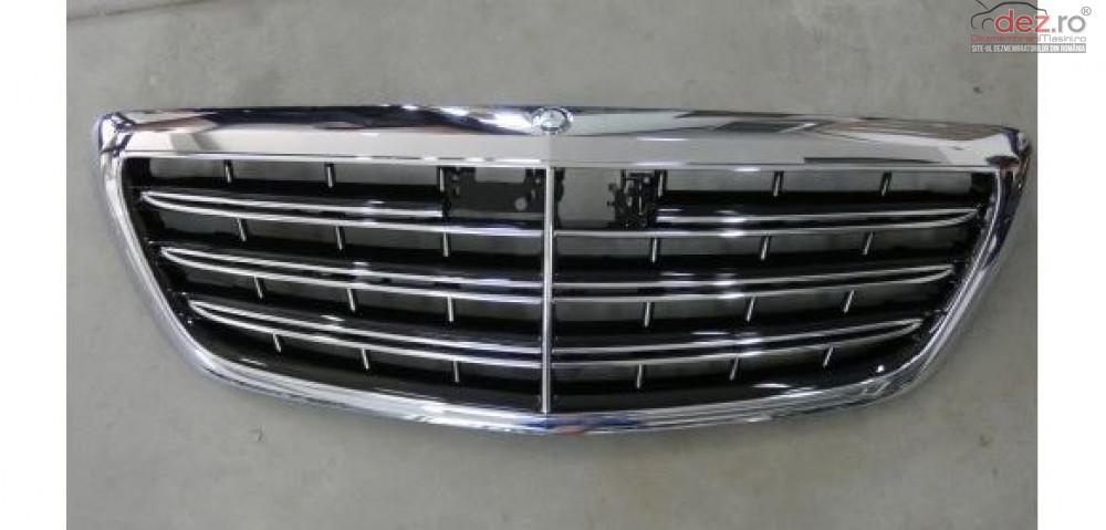 Grila Fata Mercedes Clasa R W251 2009 Piese auto în Zalau, Salaj Dezmembrari