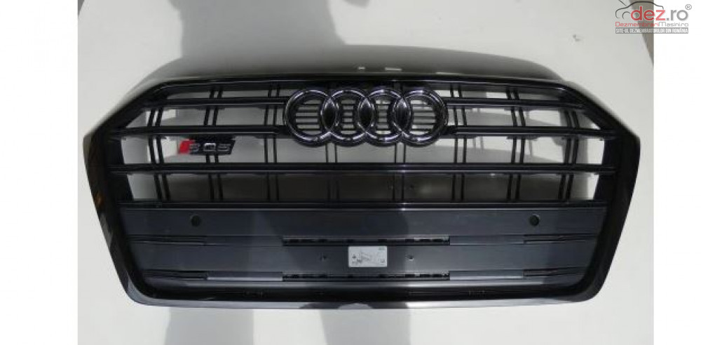 Grila Fata Audi Sq 5 80a Shadowline 2018 Piese auto în Zalau, Salaj Dezmembrari