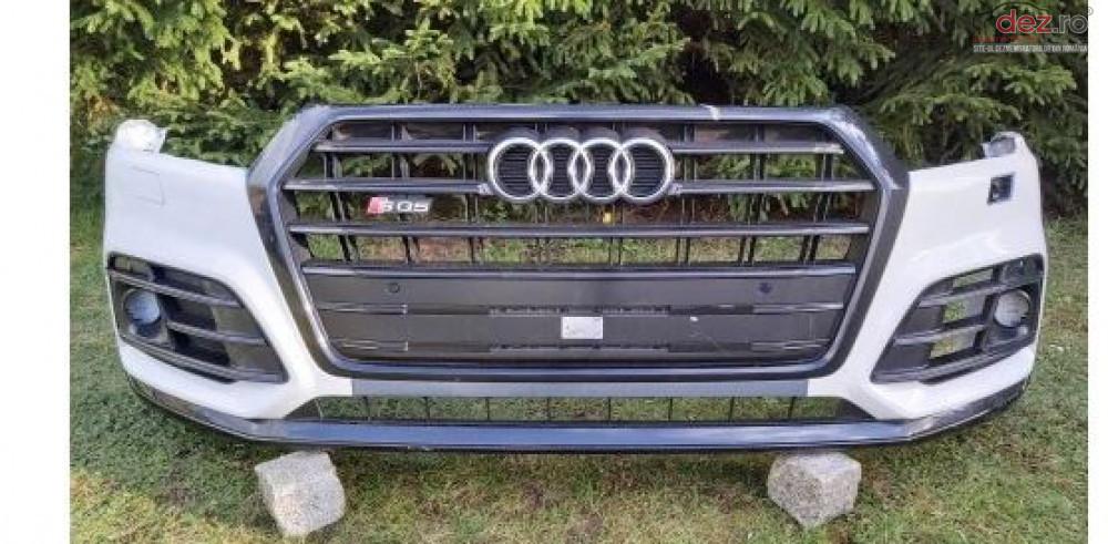 Bara Fata Audi Sq5 80a Black Q5 S Line 4x Pdc 2017 2020 Piese auto în Zalau, Salaj Dezmembrari