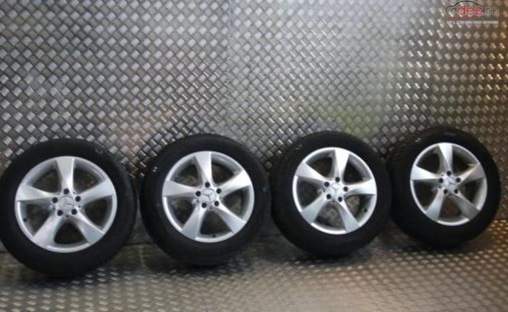 Set Roti Allseason (aluminiu) Mercedes W447 Relays 17 Y122 Piese auto în Zalau, Salaj Dezmembrari