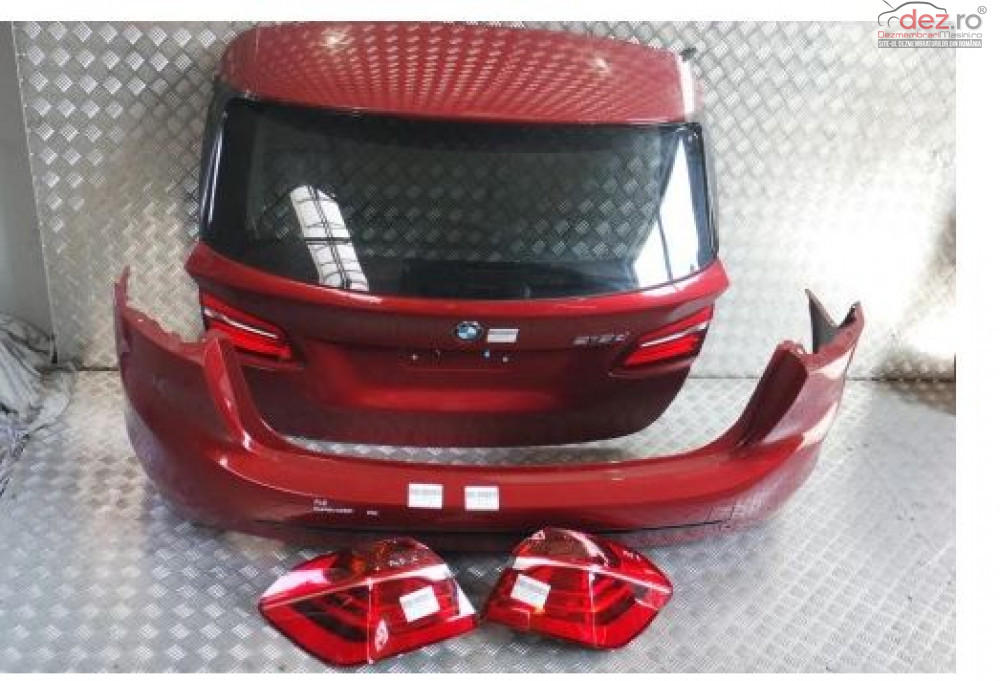 Bara Spate Completa Bmw F45 C06 2014 Piese auto în Zalau, Salaj Dezmembrari