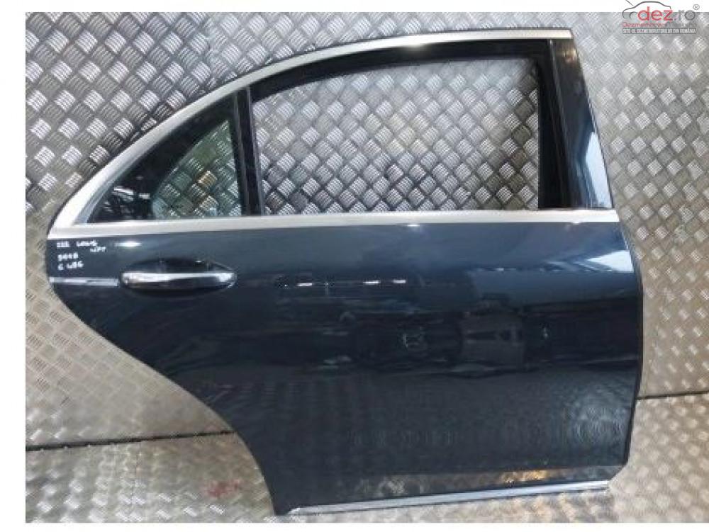 Usa Dreapta Spate Mercedes W222 Long C486 5998 2014 2020 Piese auto în Zalau, Salaj Dezmembrari
