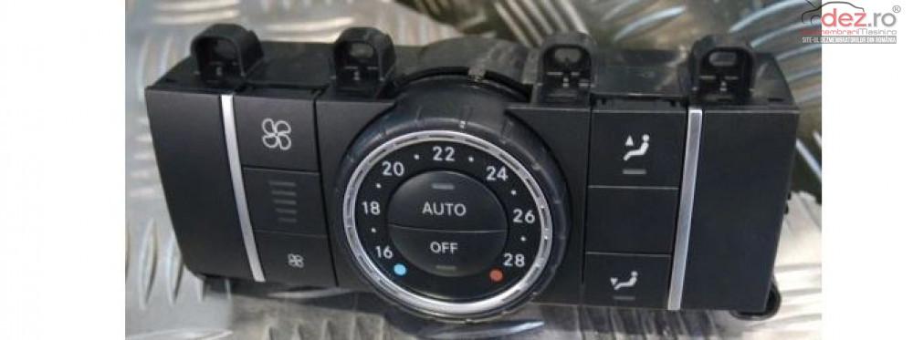 Panou De Climatizare Mercedes Ml Gl W166 A1669001305 2012 2015 Piese auto în Zalau, Salaj Dezmembrari
