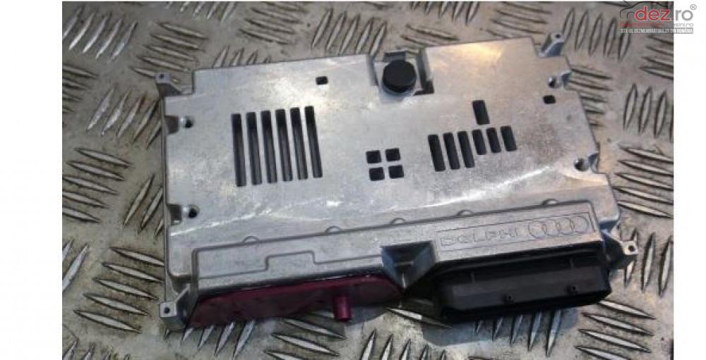 Calculator Control Camera Audi Q8 4ke907107ab 2018 + Piese auto în Zalau, Salaj Dezmembrari