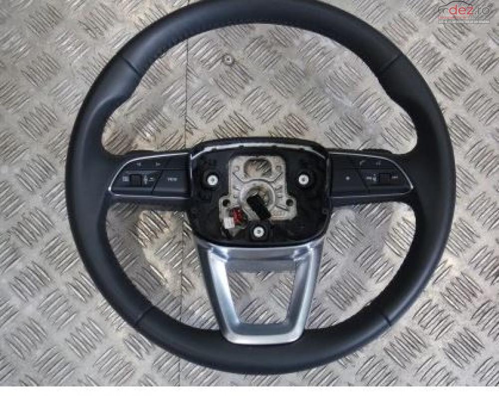 Volan Audi Q8 r164 2018 Piese auto în Zalau, Salaj Dezmembrari