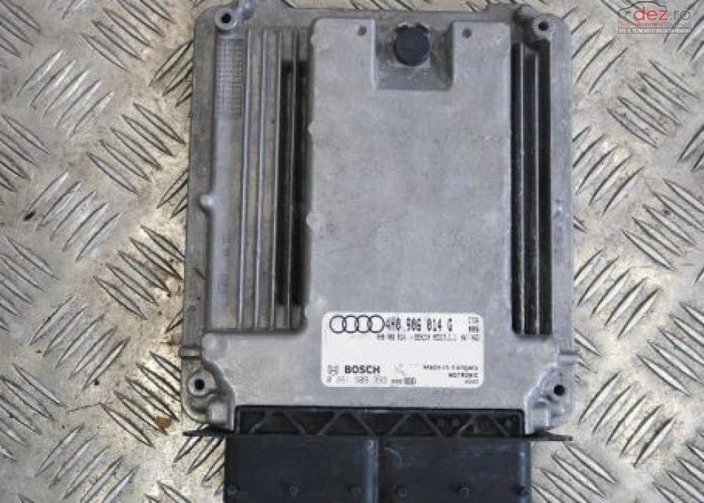 Calculator Motor Motor Ecu Vw Audi A8 4h0906014g 2016 Piese auto în Zalau, Salaj Dezmembrari