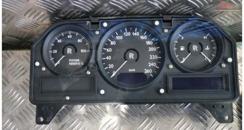 Ceasuri De Bord Rr Rolls Royce 0152709 2011+ Piese auto în Zalau, Salaj Dezmembrari