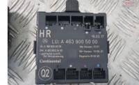 Calculator Usa Dreapta Fata Mercedes W463 Lift A4639005000 2014+ Piese auto în Zalau, Salaj Dezmembrari