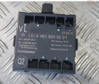 Calculator Usa Mercedes W463 Lift A4639009501 2015 Piese auto în Zalau, Salaj Dezmembrari