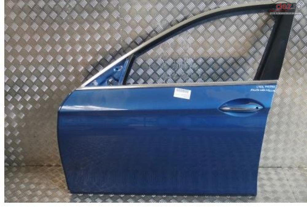 Usa Fata Stanga Bmw M5 F10 Montecarlo Blue C402 2011 2016 Piese auto în Zalau, Salaj Dezmembrari
