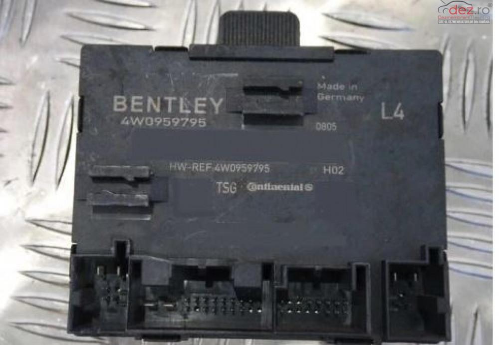 Calculator Control Usa Bentley 4w0959795 2006+ Piese auto în Zalau, Salaj Dezmembrari