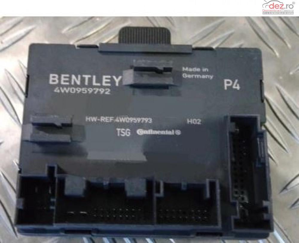 Calculator Usa Bentley 4w0959792 2006+ Piese auto în Zalau, Salaj Dezmembrari