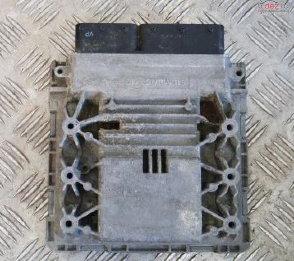 Calculator Motor Porsche Cayenne 5wp46503 06 2003+ Piese auto în Zalau, Salaj Dezmembrari
