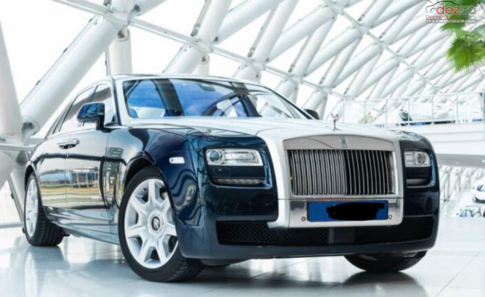 Dezmembram Rolls Royce Ghost 6 6 V12 Motorizare 6 5 Anul 2013 Dises Dezmembrări auto în Zalau, Salaj Dezmembrari