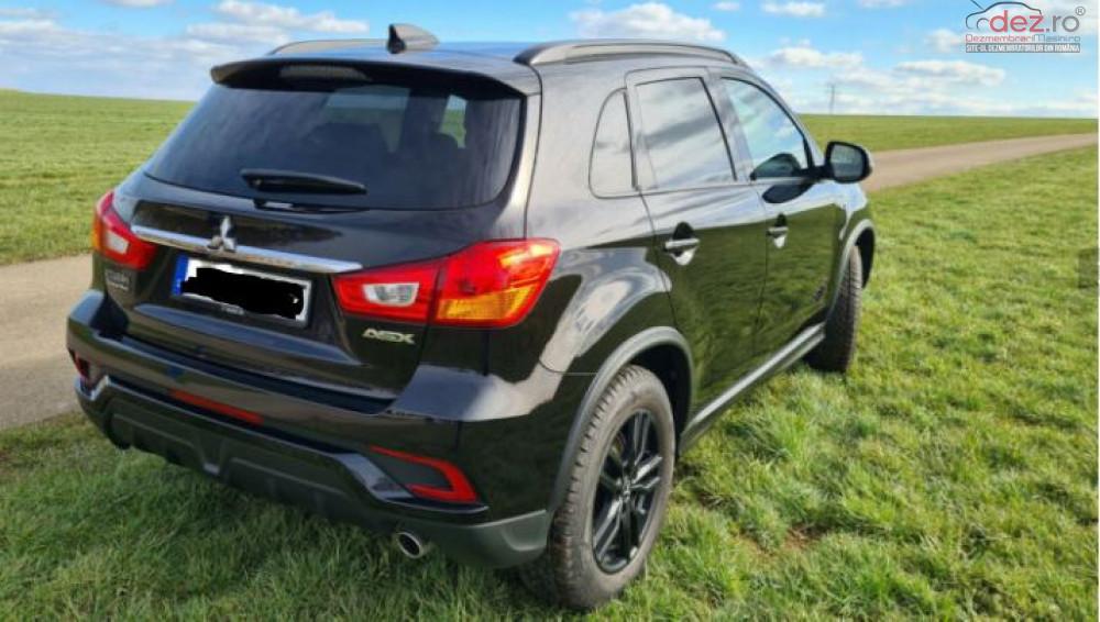 Dezmembram Mitsubishi Asx Suv Motorizare 1 6 Anul 2016 Disesel/benzina Dezmembrări auto în Zalau, Salaj Dezmembrari