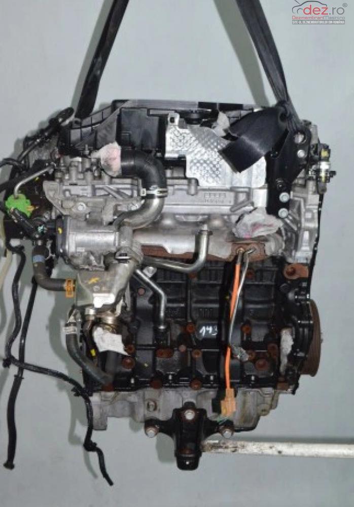 Motor Renault Trafic Iii Vivaro 1 6 Dci Complet cod R9M A408 R9MA408 Piese auto în Zalau, Salaj Dezmembrari
