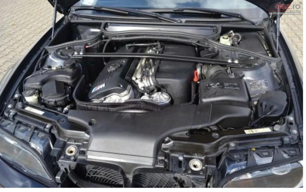 Motor Bmw E46 M3 3 2 S54b32 Fara Accesorii cod S54B32 326S4 Piese auto în Zalau, Salaj Dezmembrari