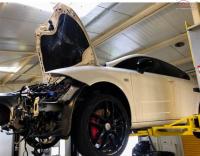 Motor Audi Ttrs Rs3 2 5 Tfsi Cep Fara Accesorii cod CEP CEPA CEPA Piese auto în Zalau, Salaj Dezmembrari