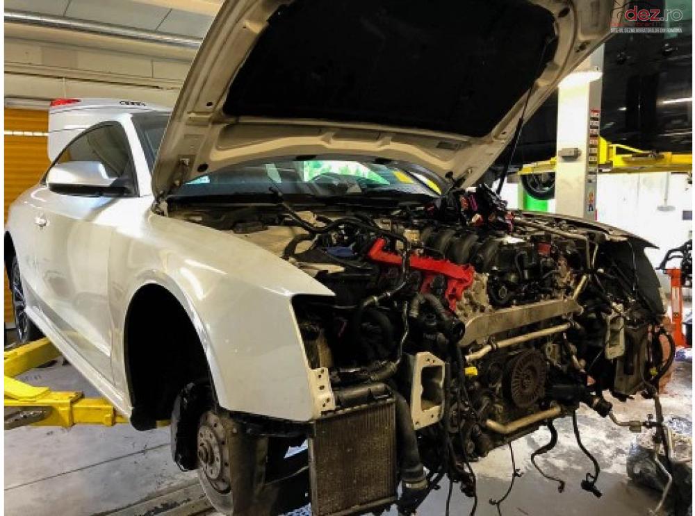 Motor Audi Rs5 Rs4 4 2 Fsi Cfs Fara Accesorii cod CFS Piese auto în Zalau, Salaj Dezmembrari