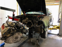 Motor Audi A4 S4 4 2 Bbk Fara Accesorii cod BBK Piese auto în Zalau, Salaj Dezmembrari