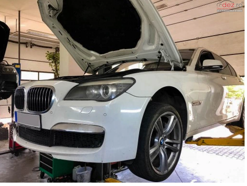 Motor Complet Bmw 550 750 4 4 V8 408km N63b44a cod N63B44A Piese auto în Zalau, Salaj Dezmembrari