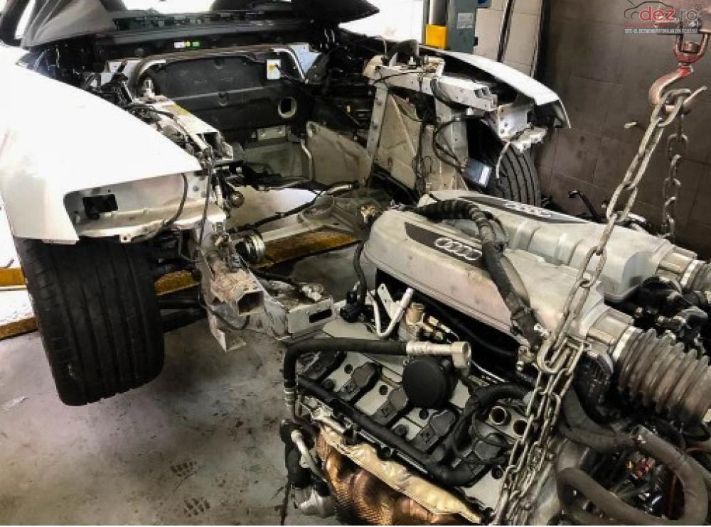Motor Audi R8 5 2 V10 Fsi Csp Fara Accesorii cod CSP Piese auto în Zalau, Salaj Dezmembrari