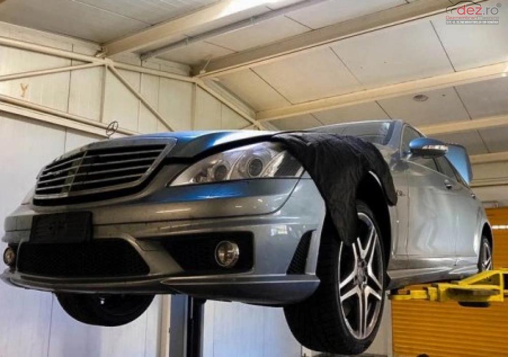 Motor Mercedes S Klasa S350 3 5 V6 272 965 cod 272 965 Piese auto în Zalau, Salaj Dezmembrari