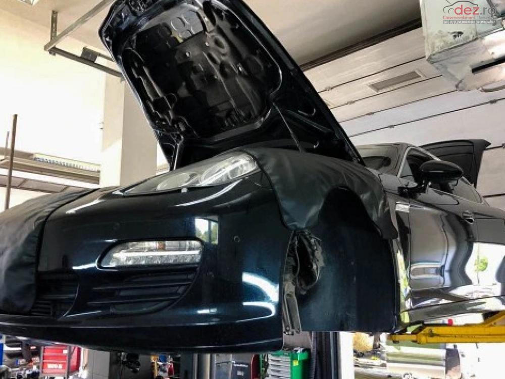 Motor Porsche Panamera Turbo S 4 8 M4870 M48 70 cod PORSCHE PANAMERA TURBO S 4.8 V8 Piese auto în Zalau, Salaj Dezmembrari