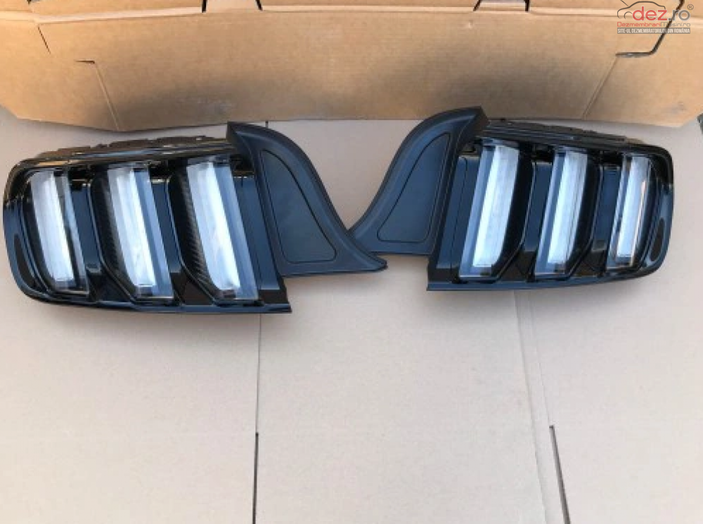 Lampi Spate Dreapta Ford Mustang Vi Led Piese auto în Zalau, Salaj Dezmembrari