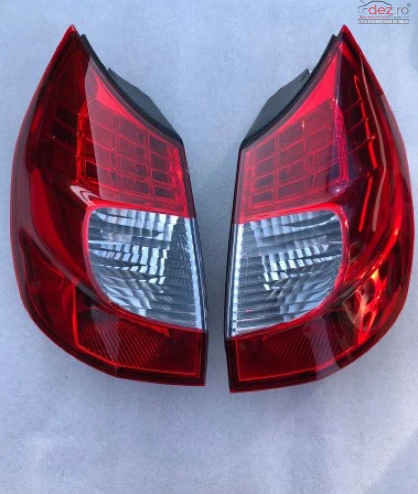 Lampi Spate Renault Scenic Ii Led Piese auto în Zalau, Salaj Dezmembrari