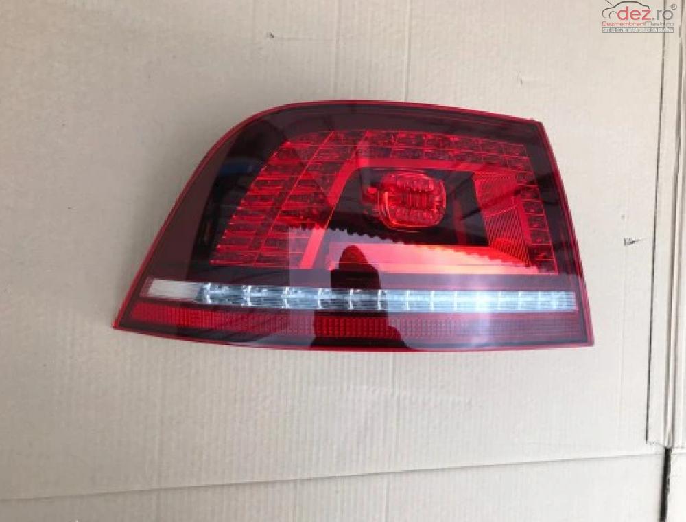 Lampa Spate Stanga Vw Phaeton Lift Led Europa Piese auto în Zalau, Salaj Dezmembrari