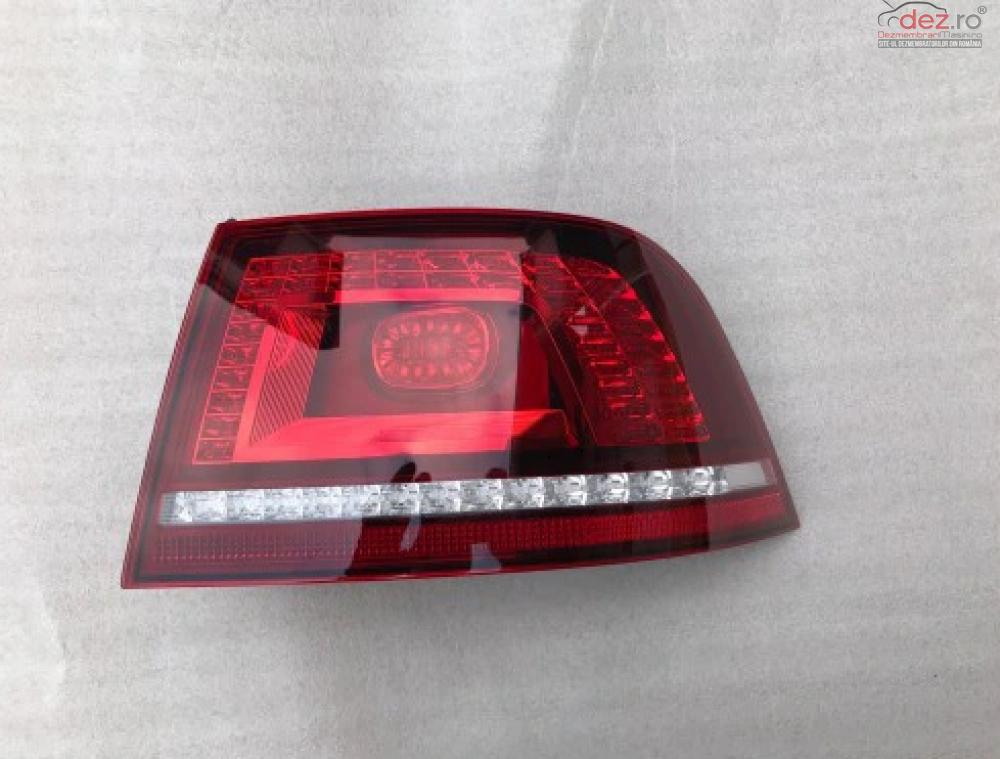 Lampa Spate Dreapta Vw Phaeton Lift Led 2010 Piese auto în Zalau, Salaj Dezmembrari